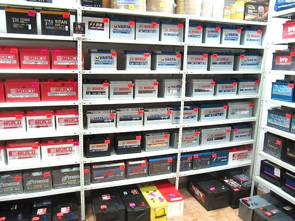 Магазин аккумуляторов в Череповце