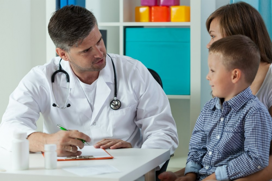 детский уролог
