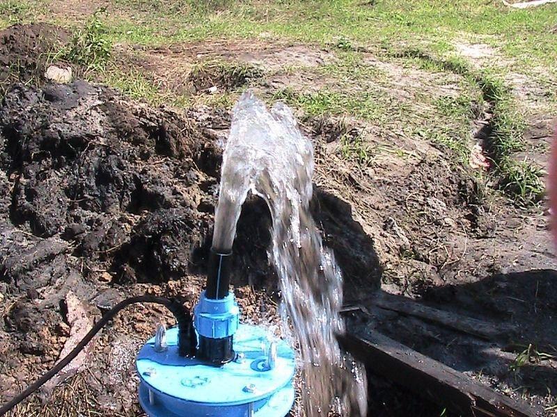 скважина на воду