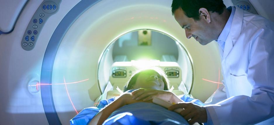 Прохождение МРТ