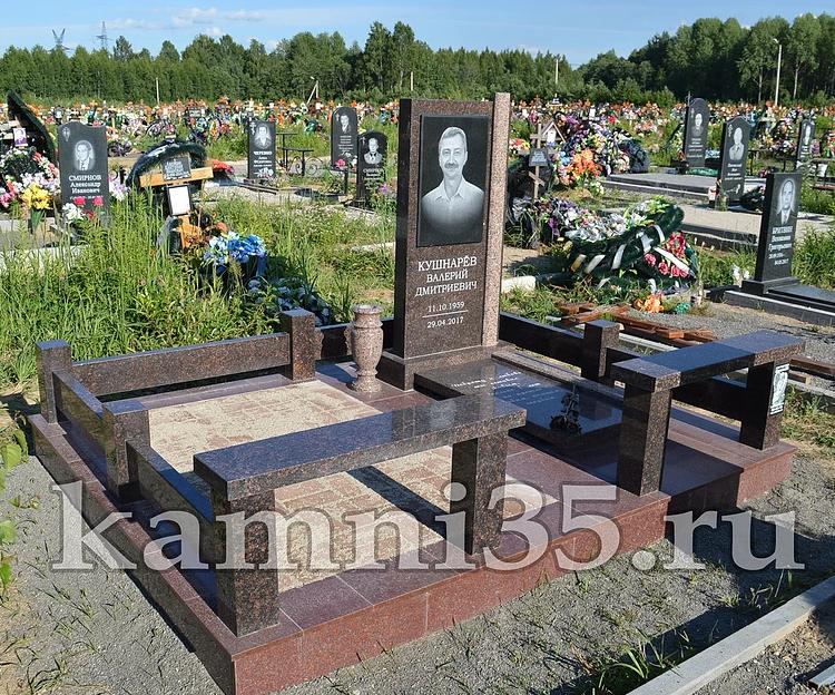 Гранитные памятники в Череповце