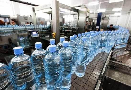 Производство минеральной воды в Череповце