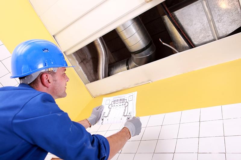 Проектирование и монтаж систем вентиляции в Череповце