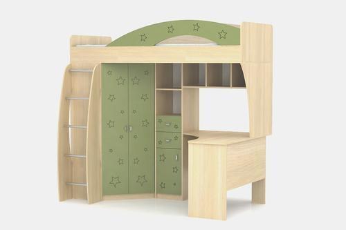 кровать-шкаф для детской