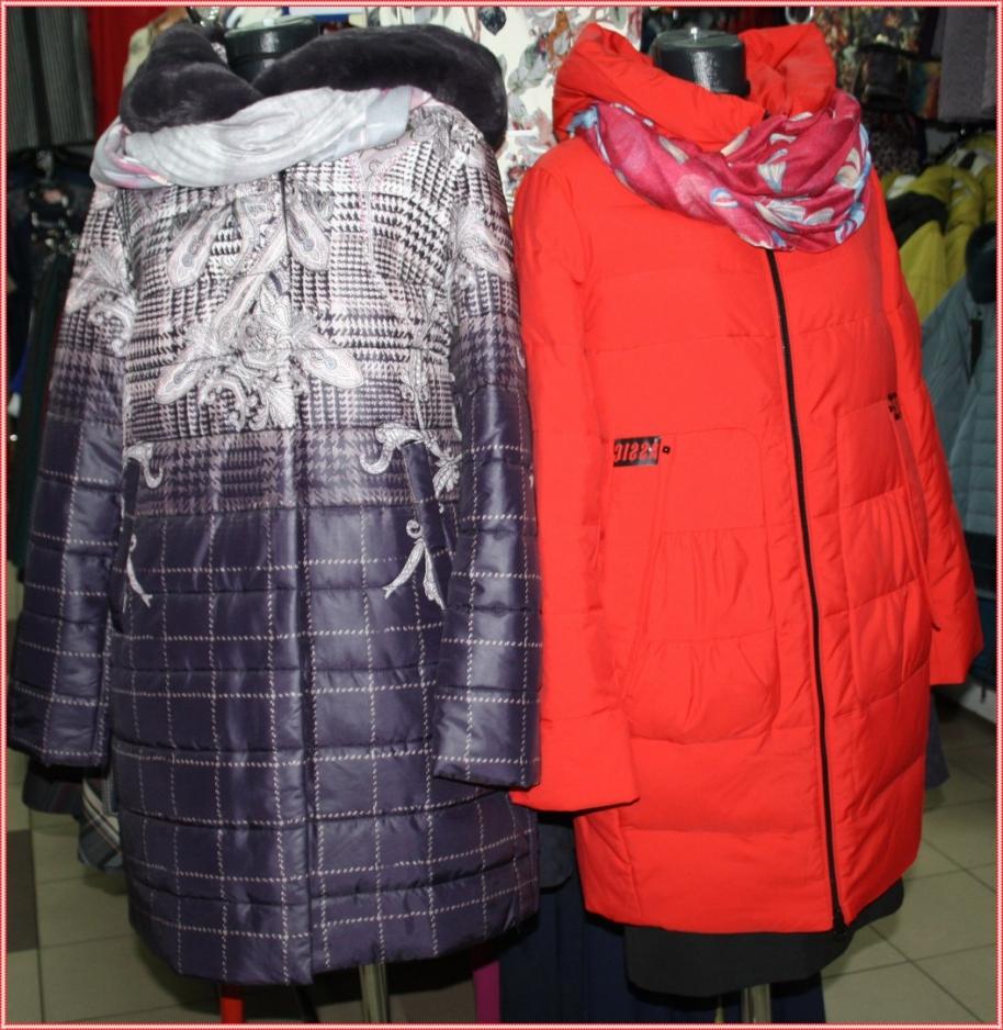 Женские куртки больших размеров в Вологде