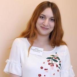 Титова Анастасия Евгеньевна