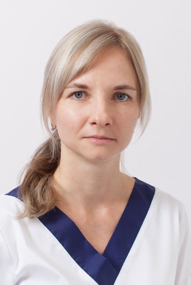 Куликова Людмила Сергеевна