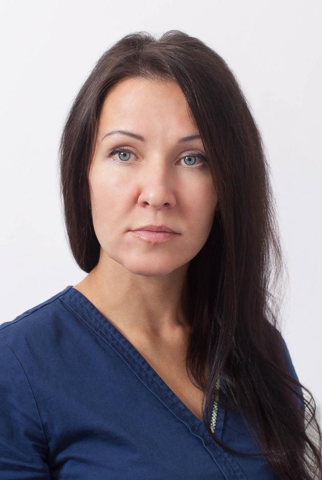 Насуха Оксана Валерьевна