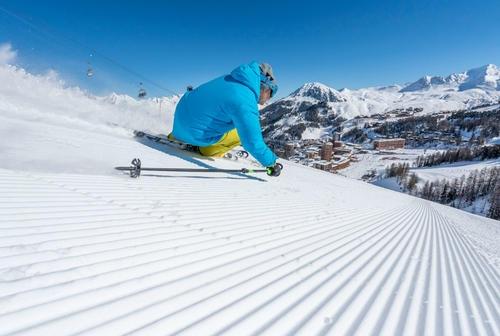 горнолыжные туры во францию
