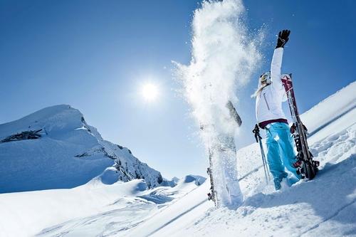 горнолыжные курорты в австрию