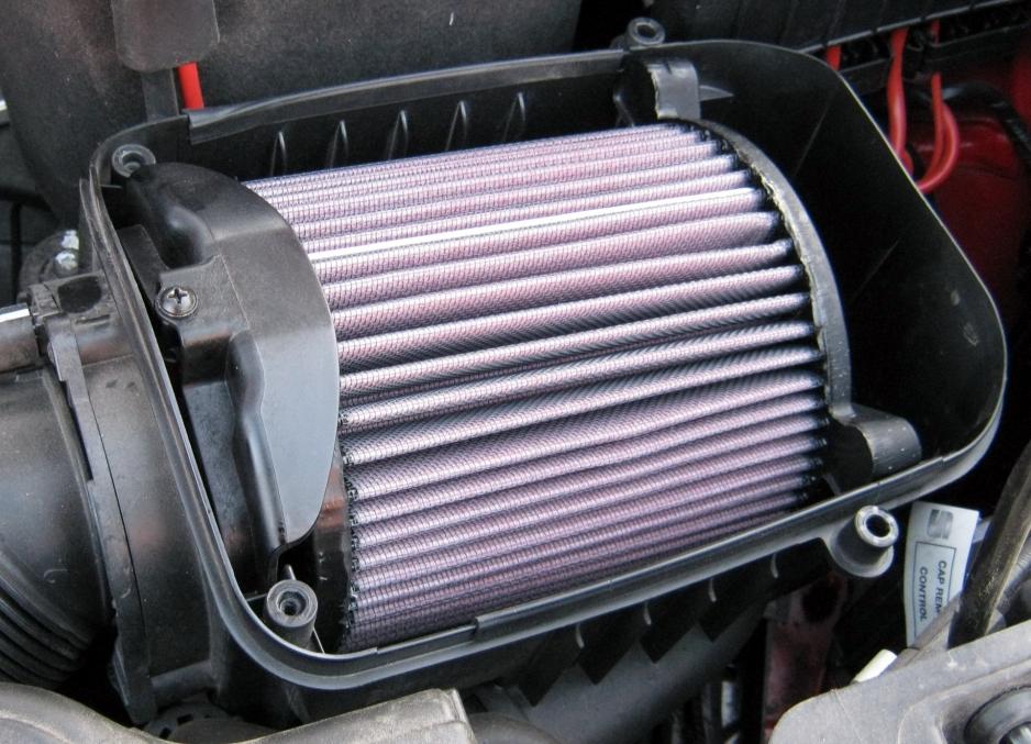 фильтры двигателя