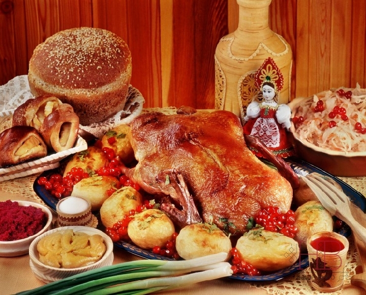 Ресторан русской кухни в Череповце