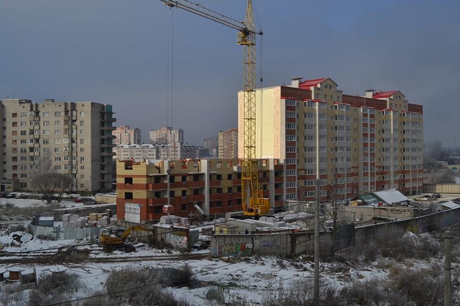 Ход строительства ЖК ленинградский ноябрь 2018 года
