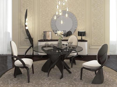 столы обеденные актуальный дизайн в москве