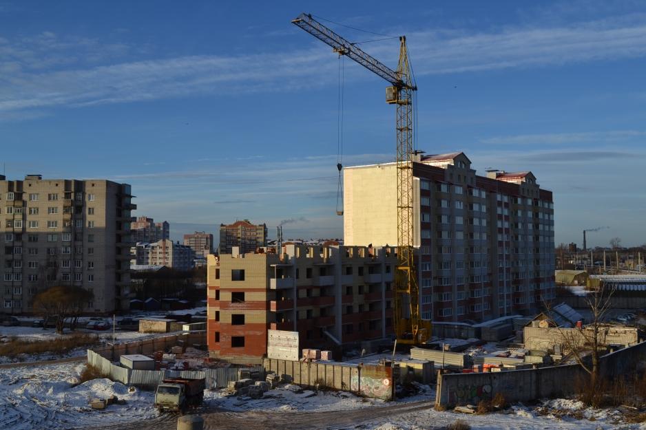 Ход строительства ЖК Ленинградский на декабрь