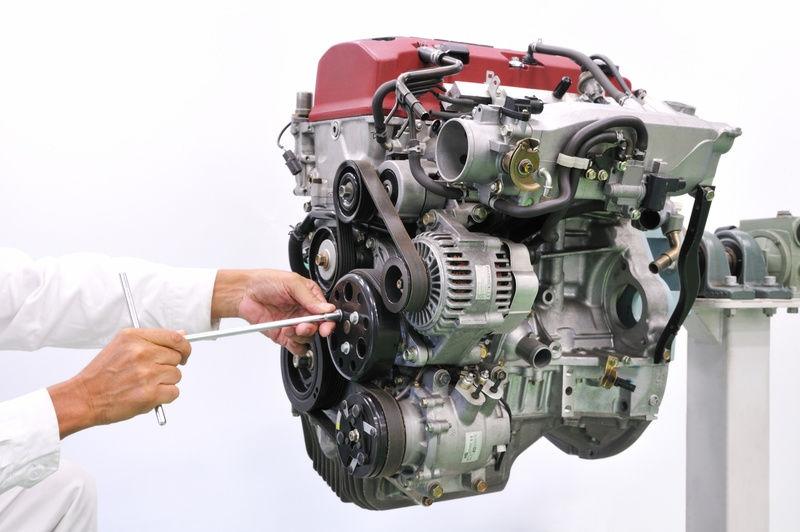 Замена двигателя в Череповце