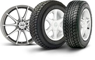 Купить шины (диски) в Череповце