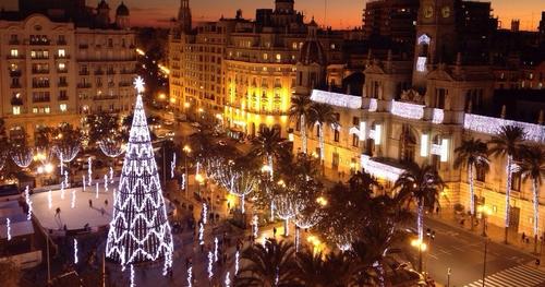 туры на новый год в испанию