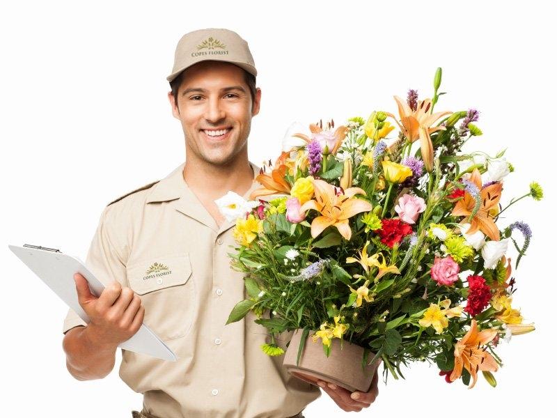 Круглосуточная доставка цветов в Череповце