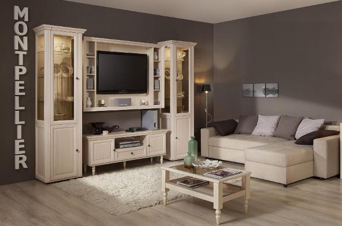 Модульная мебель в гостиную Montpellier