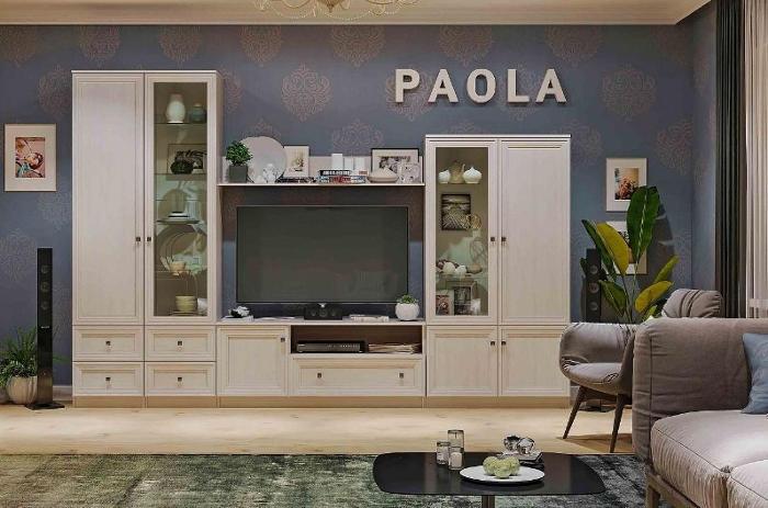 Модульная мебель в гостиную Paola