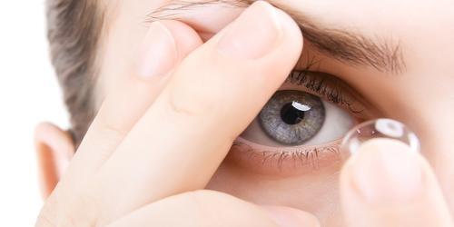 контактные линзы в туле