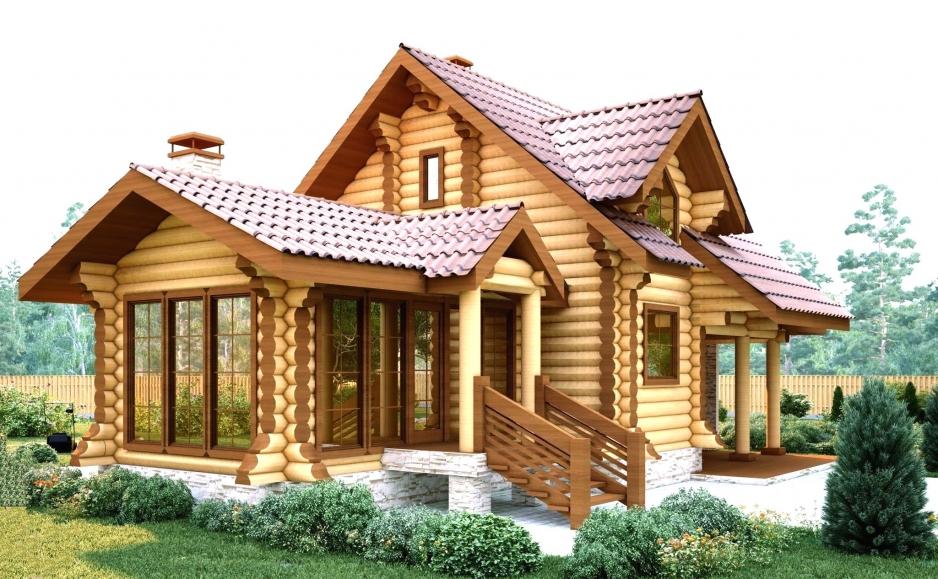 Строительство домов из бревна в Череповце