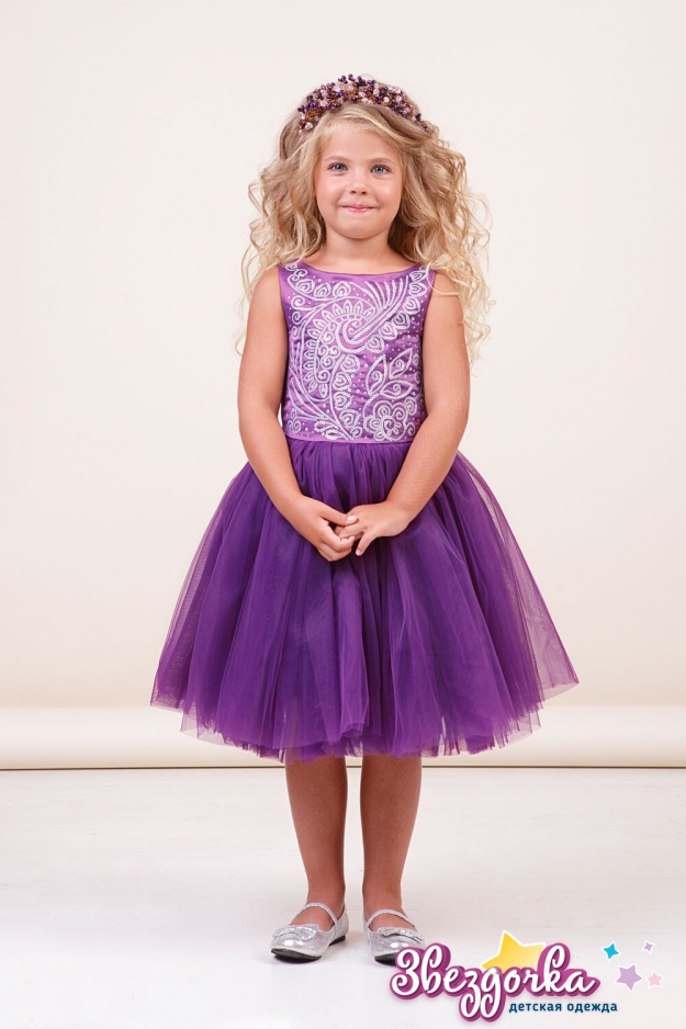 Нарядное платье для девочек в Череповце