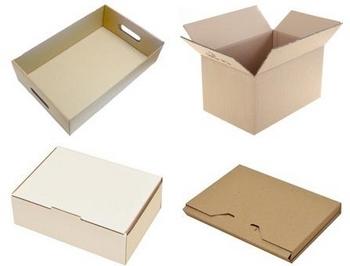 Картонная упаковка в Череповце