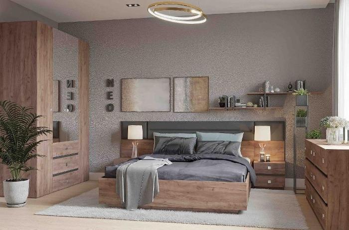 Модульная мебель в спальню NEO