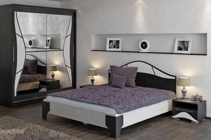 Модульная мебель в спальню Верона