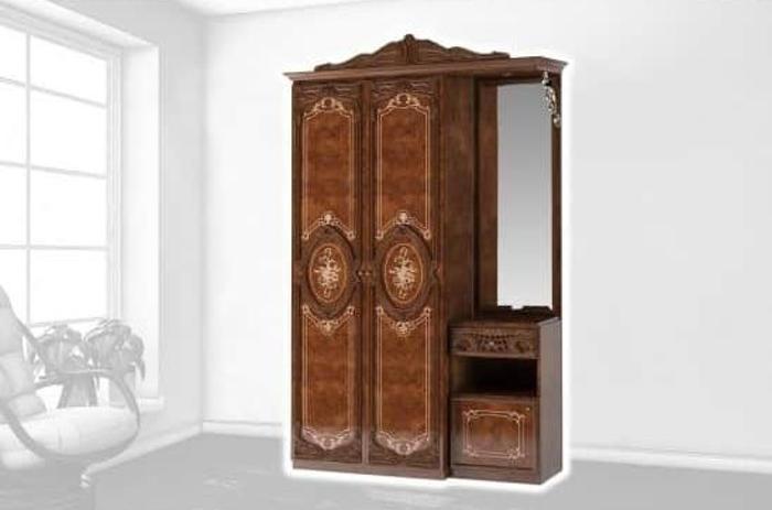Модульная мебель в прихожую Роза