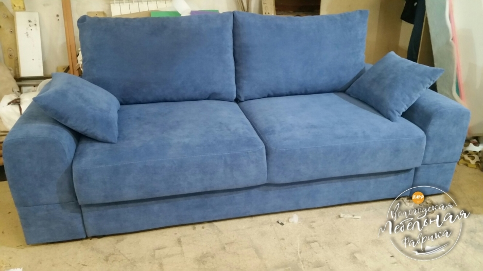 Прямой диван-кровать «ВЕРОНА»