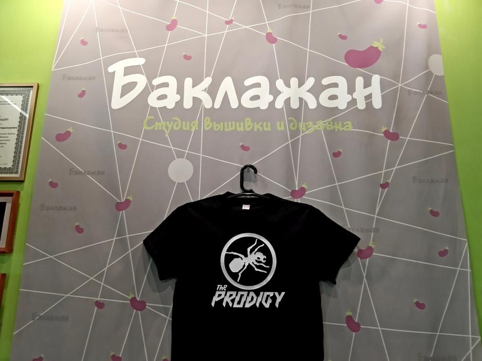 Печать на футболках в Череповце