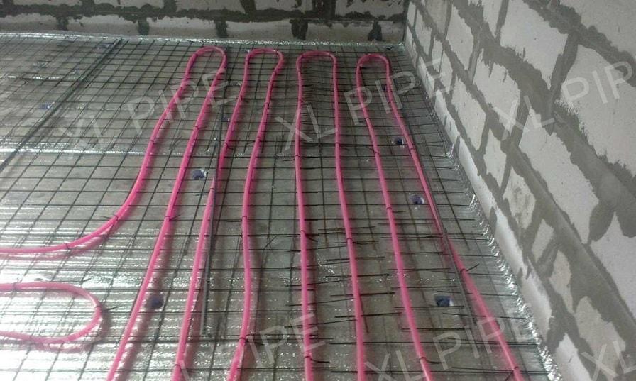 Цена на электрический теплый пол в Череповце