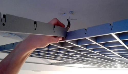 купить грильято потолок в туле