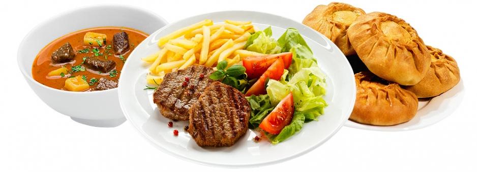 Комплексные обеды с доставкой в Череповце