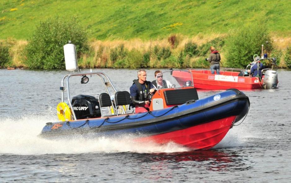 Права на лодку в Череповце