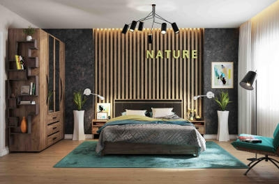 Модульная спальня Nature