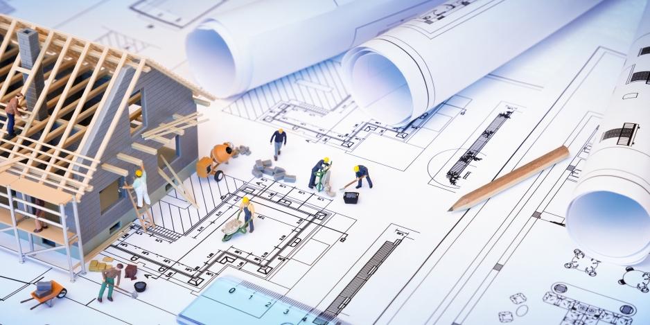 проектирование и строительство