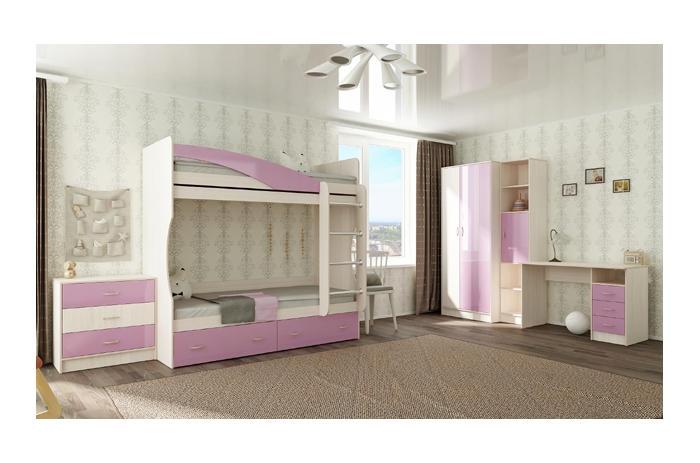 Модульная мебель в детскую Буратино