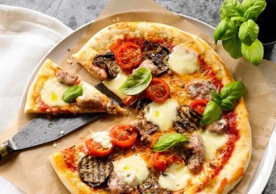 Оригинальная пицца в Череповце