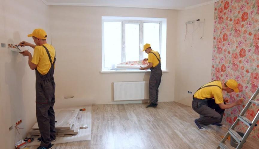 Недорогой ремонт квартиры в Череповце