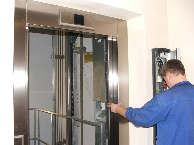 Ремонт лифтов в Череповце