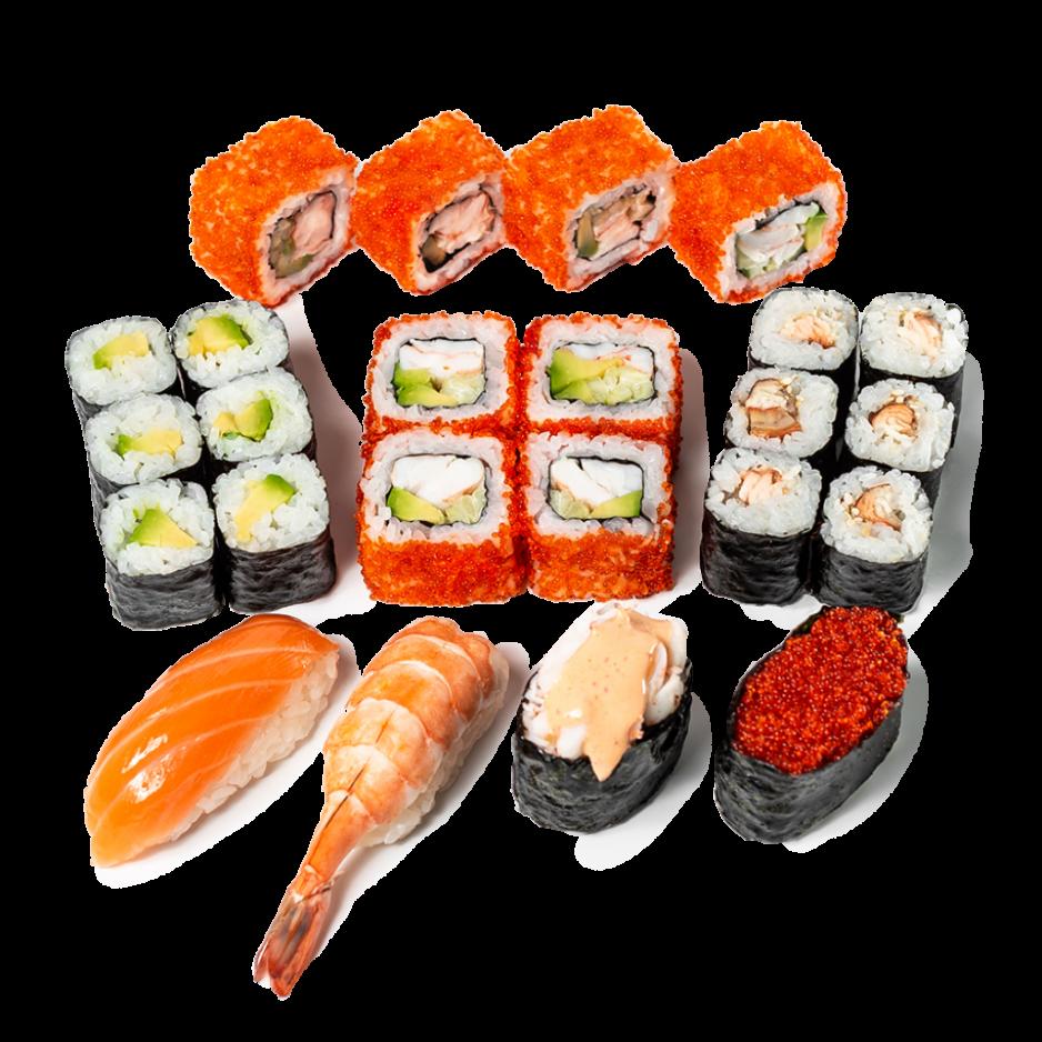Заказать сет суши в Череповце