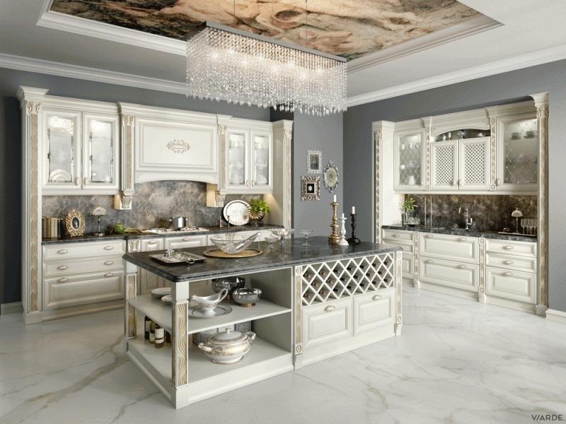 Заказать мебель с итальянскими фасадами в Череповце