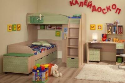 Модульная мебель в детскую Калейдоскоп