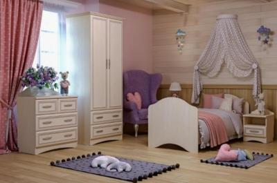 Модульная мебель в детскую Прованс Шери