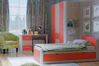 Модульная мебель в детскую Артек