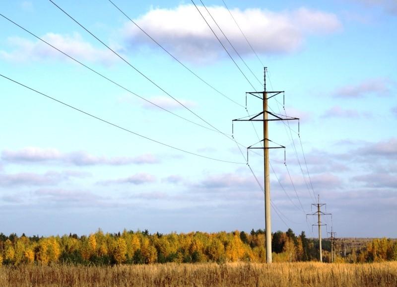 Строительство линий электропередач в Вологодской области